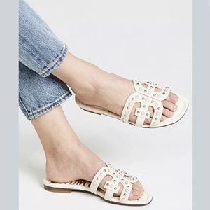 Sam Edelman Bay 2 Embellished Slide Sandal 8.5